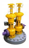 Storage tank bellows sealed valve